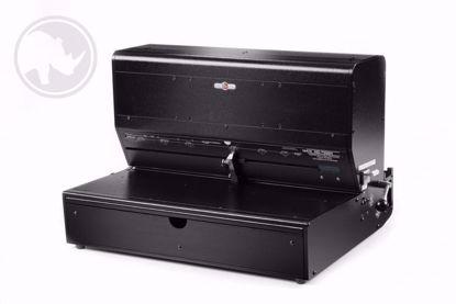 Picture of Rhin-O-Tuff ONYX HD7500 Horizontal Paper Punch Machine