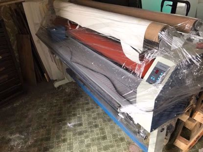 Picture of Large Format Polar Sign 1600 Single Hot Roll Laminator